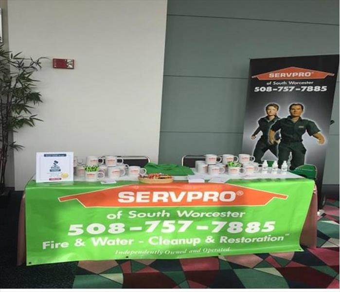 SERVPRO of  Shrewsbury/Westborough Participated in the Women's Leadership Conference.