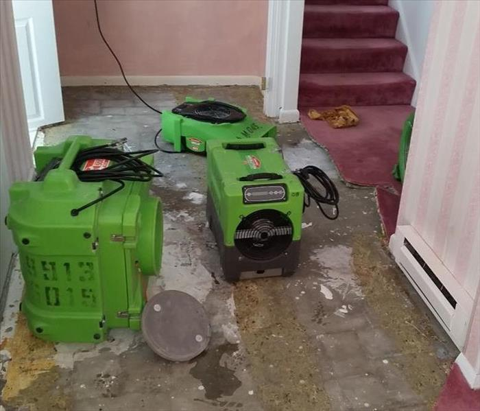 Flood Damage vs. Front Door