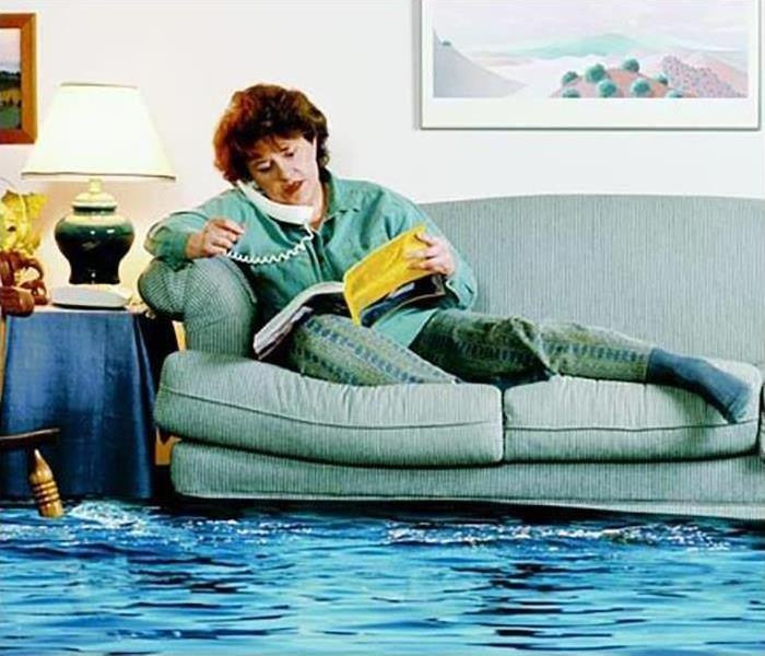 Water Damage Professional Water Removal Services Available In the Grafton Area