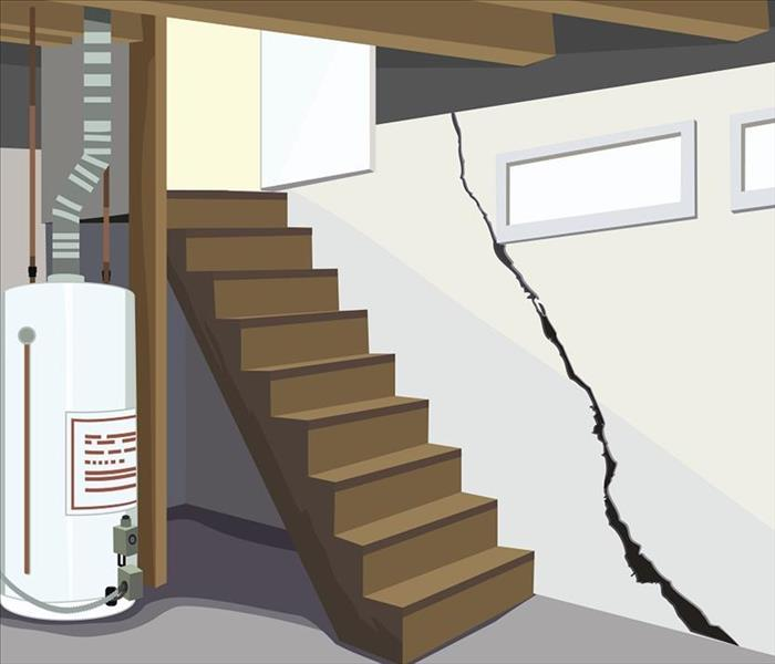 Water Damage Water Removal for Your Flooded Basement in Grafton