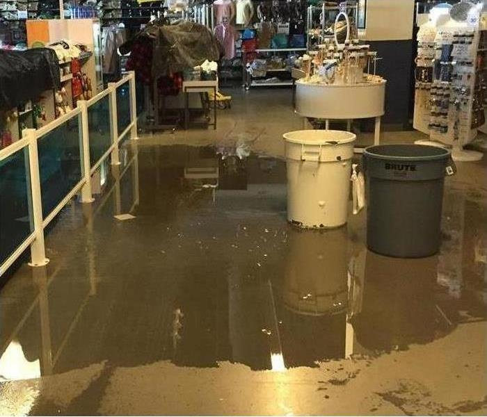 Commercial Commercial Water Removal Can Mitigate Damage from Flooding in Your Grafton Antique Shop